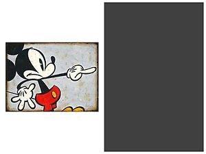 Disney Parks Mickey Mouse in Grey Mickey Deluxe Print by Joe Kaminski New