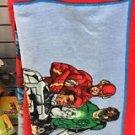 Six Flags Magic Mountain Justice League Superman Batman Flash Towel Set of 2 New