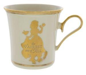 Disney Parks Snow White Fairest of Them All Porcelain Mug Lenox New With Box
