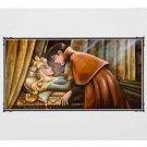 Disney Parks Sleeping Beauty Kiss Deluxe Print by Darren Wilson New