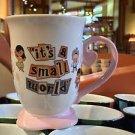 Disney Parks It's A Small World Ceramic Coffee / Tea Mug Cup NEW