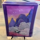 Disney WonderGround Gallery Mulan Postcard by Jackie Huang New