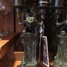 Disney Parks The Haunted Mansion Gargoyle Candle Holder NEW