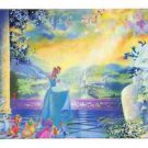 Disney Parks Cinderella The Life She Dreams Of Canvas Wrap by Rowe New in Box