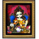 Disney WonderGround Beauty and The Beast Belle Giclee by Jasmine Becket-Griffith
