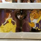 Disney Parks Beauty And The Beast The Beast And Princess Belle Mug Gift Set New