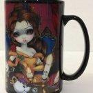 Disney WonderGround Beauty And The Beast Belle Mug Cup Jasmine Becket-Griffith