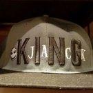 Disney Parks Nightmare Before Christmas King Jack Hat Snapback Cap New