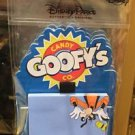 Disney Parks Goofy's Candy Co. Sticky Note Magnet New
