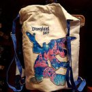 Disneyland Resort Dated 2017 Sorcerer Mickey Mouse Cinch Sack Backpack New