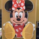 DISNEY PARKS EXCLUSIVE MINNIE MOUSE ACRYLIC MAGNET NEW
