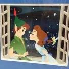 Disney WonderGround Gallery Peter Pan Tinker Bell and Wendy Print Michelle Romo