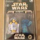 Disney Star Wars Celebration 2015 Pluto R2-D2 Minnie Holographic Leia LE Figure