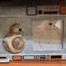 DISNEY PARKS EXCLUSIVE STAR WARS 3-D BB8 PICTURE PHOTO FRAME NEW