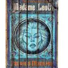 Disney Parks Haunted Mansion Madame Leota Wood Plaque Sign New in Box