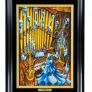Disney Parks Haunted Mansion The Organist LE Framed Canvas Print by Craig Fraser