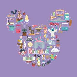 Disney WonderGround LE Canvas Print Kingdom of Cute by Jerrod Maruyama New