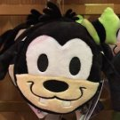 Disney Parks Exclusive Disney Double Sided Emoji Face Plush Goofy New