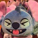 Disney Parks Exclusive Disney Double Sided Emoji Face Plush Stitch New