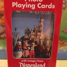 Disneyland Park Photos Deck of Playing Cards New in Case