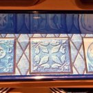 """Disney Parks Exclusive Blue 8"""" Serving Tray New"""
