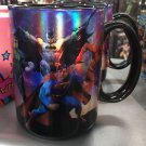 Six Flags Magic Mountain DC Justice League America Superman Flash Batman Mug New