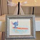 Disney WonderGround Stitch in Swimming Lessons Canvas Frame by Sydney Hanson New
