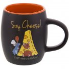 Disney Parks Ratatouille Say Cheese! Ceramic Cup Mug Epcot World Showcase New