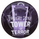 "Disney Parks Disney Hollywood Studios The Twilight Zone Tower of Terror 7"" Plate"