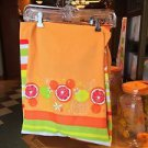 Disney Parks Exclusive Mickey Mouse Icon Citrus Cooking Apron New