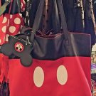 Disney Parks Mickey Mouse / Minnie Mouse Reversible Bag New with Tags