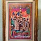 Disneyland Castle Sleeping Beauty Castle LE Giclee on Canvas Jeff Granito New