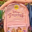 DISNEY PARKS EXCLUSIVE DISNEY PRINCESS SIGNATURE HOODIE BACKPACK ADULT SIZE NEW