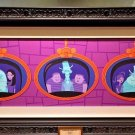 Disney Parks Haunted Mansion A Ghost To Follow You Home LE Framed Giclee by Shag
