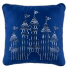 Disney Parks Disney Castle Medium Pillow New with Tags