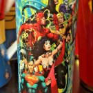 Six Flags Magic Mountain Dc Comics Justice League N52 Tall Shot Glass New