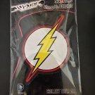 Six Flags Magic Mountain DC Comics Changable Patch The Flash Logo** New
