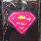 Six Flags Magic Mountain DC Comics Changable Patch Supergirl Shield New