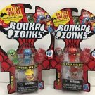 Bonka Zonks Series 1 Pack of 2 Lot #7 New and Sealed