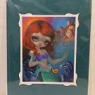 Disney WonderGround Little Mermaid Ariel Deluxe Print by Jasmine Becket-Griffith