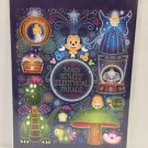 Disney WonderGround Gallery Mickey Main Street Electrical Parade Postcard New