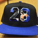 Disney Parks Mickey Mouse Established 28 Snapback Baseball Hat Cap New