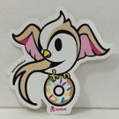 TOKIDOKI 100% Authentic Sweet Ronnie with Donut New