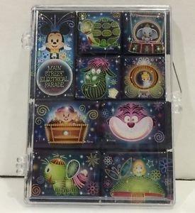 Disney WonderGround Nighttime Magic Main Street Electrical Parade Magnet Set New