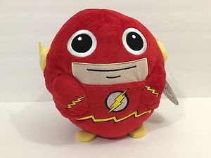 Six Flags Magic Mountain Exclusive DC Comics Cutie Flash Big Pillow Plush New