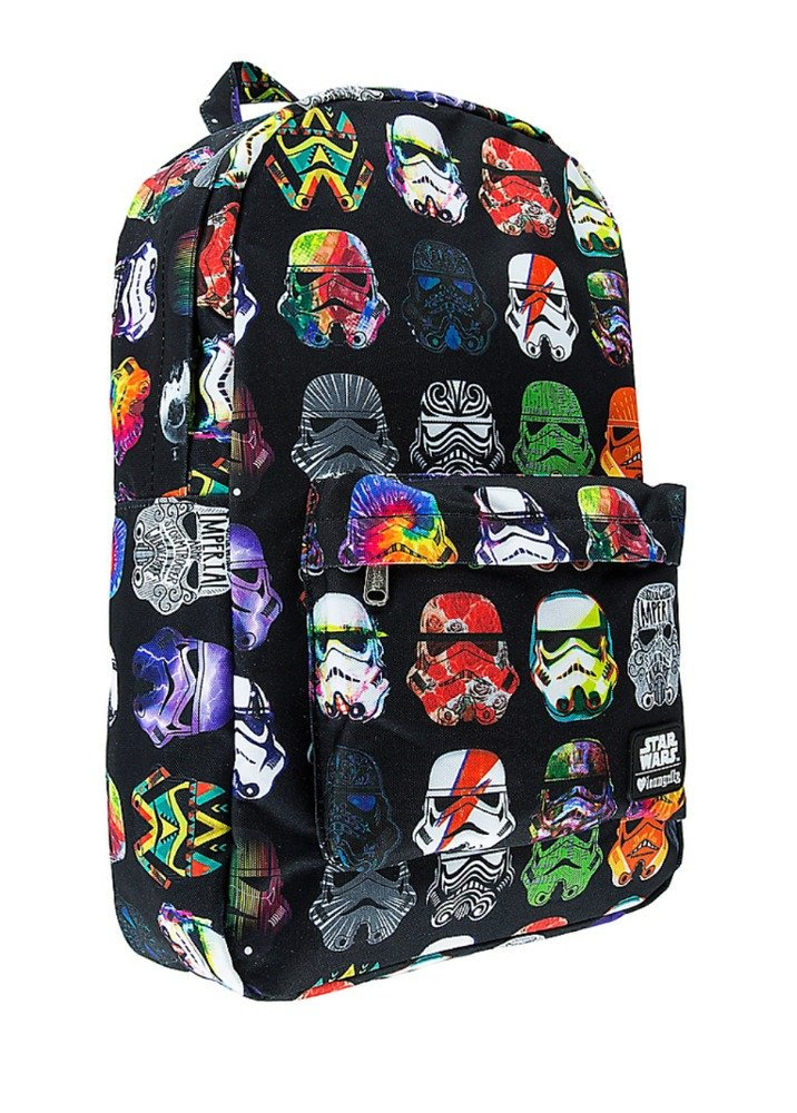 DISNEY PARKS EXCLUSIVE STAR WARS STORMTROOPERS BACKPACK LOUNGEFLY NEW WITH TAGS