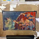 Disney WonderGround Pirates of The Caribbean Deluxe Print by Bill Robinson New