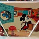 Disney WonderGround Mickey Minnie After Work Postcard by McBiff New
