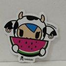 TOKIDOKI 100% Authentic Mozzarella Sticker New