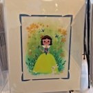 Disney WonderGround Gallery Snow White Deluxe Print by Joey Chou New